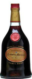 Cardenal Mendoza Brandy de Jerez Carta Real 750ml